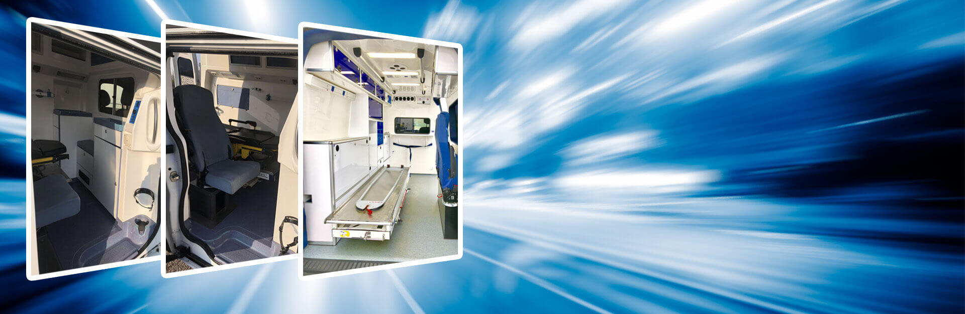 ambulance d'occasion BV Ambulances